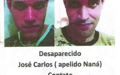 Divulguem: pessoa desaparecida em Diadema