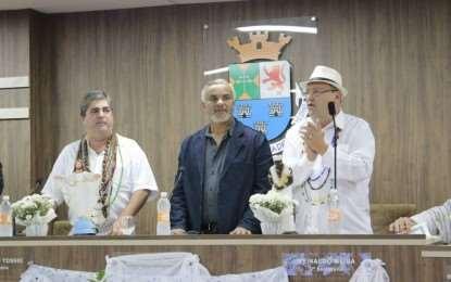 Projeto de Lei – Medalha Legislativa Zélio Fernandino de Moraes