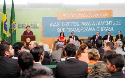 Combate a violencia contra jovens negros sera prioridade diz Dilma Rousseff