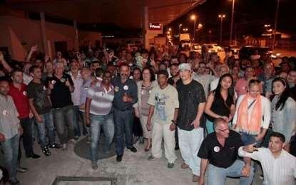 Josa participa de inauguração do Comitê do Candidato a Deputado Estadual BARBA