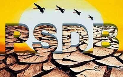PSDB de Aécio demonstra incompetência e não soluciona falta d'água