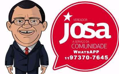 """Josa dá o recado """"Governo de Diadema terceiriza a saúde Pública da cidade"""""""