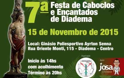 7º Festa de Caboclos e encantados de Diadema