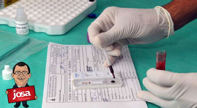 Teste Zica virus