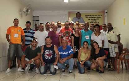 Vereador Josa e equipe realizam seminário de planejamento