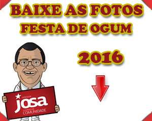 BAIXE AS FOTOS DA 25° FESTA DE OGUM 2016
