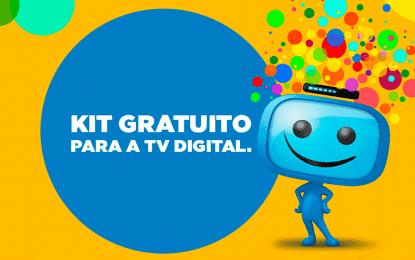 Informação | Quem tem direito ao kit gratuito da TV Digital?