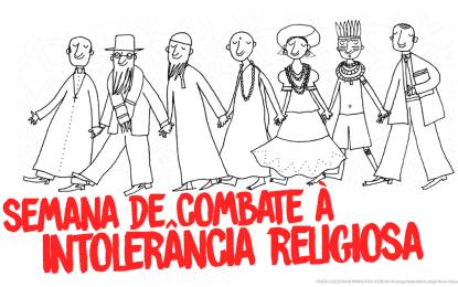 Semana de combate à intolêrancia | A intolerância religiosa no Brasil em 2016