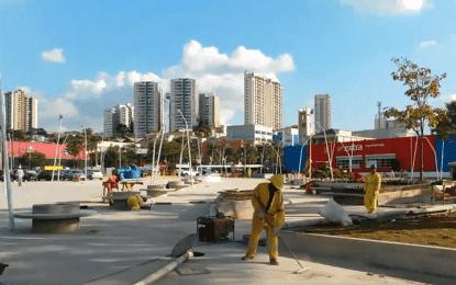 #Fiscalização | Vereador Josa pede abertura da planilha de custos da reforma da Praça Lauro Michels