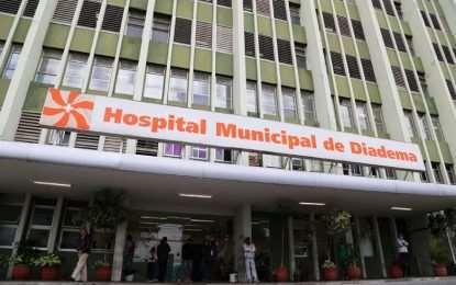 #Descaso   Em Diadema, ortopedia do HM pode parar por calote