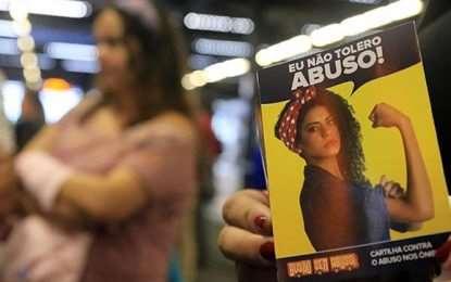 #Crime   Vereador Josa reapresenta projeto contra o Abuso Sexual no Transporte Coletivo