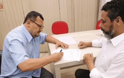 Vereador Josa e Deputado Estadual Barba protocolam Projeto de Lei para a criação do Estatuto Estadual da Liberdade Religiosa