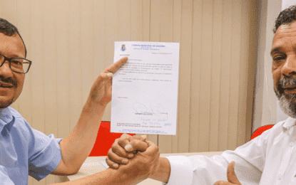 #Saúde | Vereador Josa e Deputado Estadual Barba assinam pedido de verba para a saúde em Diadema