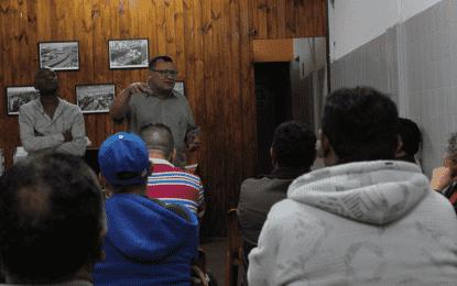 Vereador Josa realiza o primeiro Bate Papo com a população para discutir melhorias para a cidade