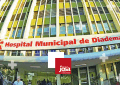 Hospital Municipal de Diadema é atingido por princípio de incêndio