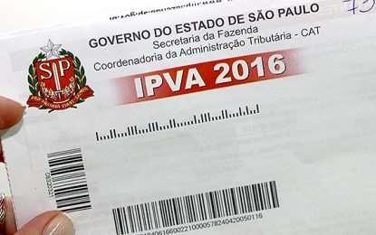 Notificação de vencimento de IPVA não virá mais por carta; veja como consultar