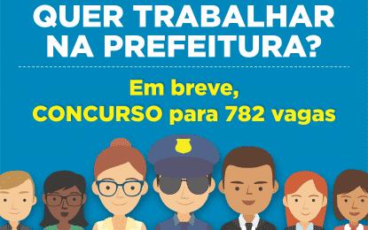 Prefeitura de São Bernardo irá realizar concurso público para 782 vagas