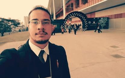 #DESAPARECIDO | Luiz Felipe, 24 anos – São Paulo