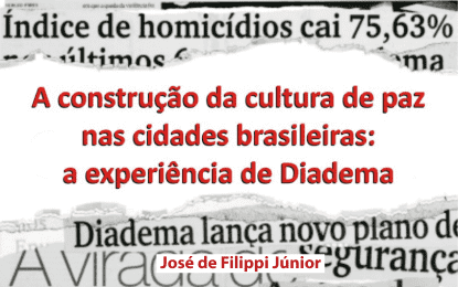 José de Filippi Júnior lança livro sobre Segurança Cidadã